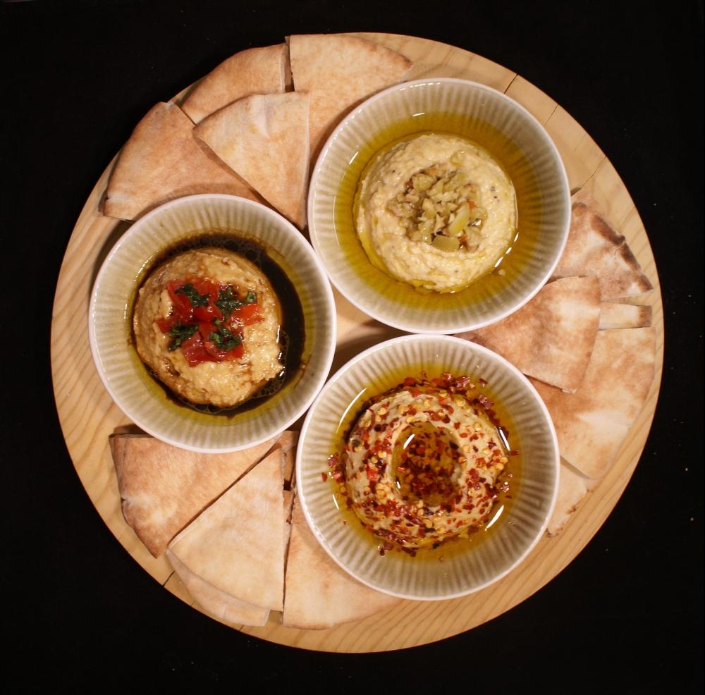 Addictive Hummus